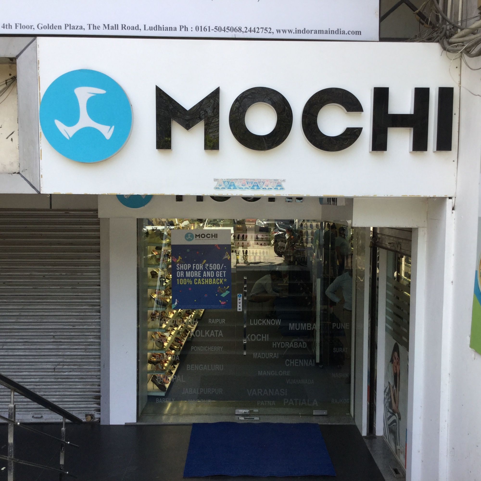 Mochi The Shoe Shoppe - Adway24